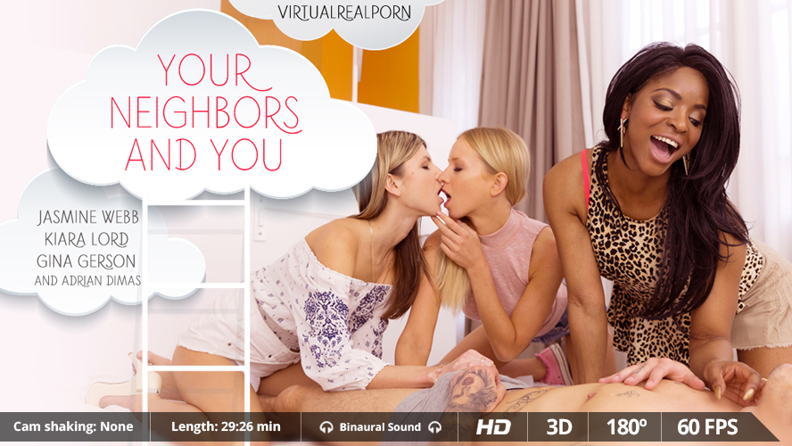 Your Neighbors and You