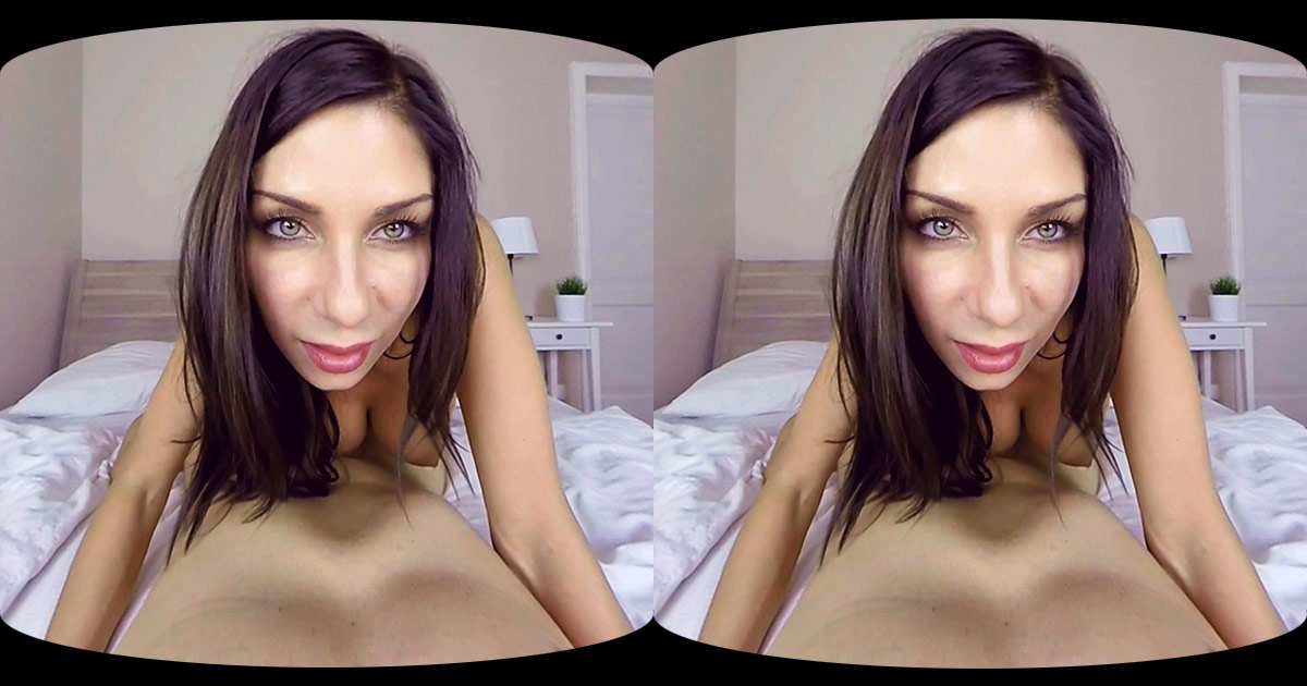 Rachel Evans Hardcore VR Porn