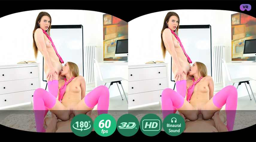 VR Horny Babes Never Bored