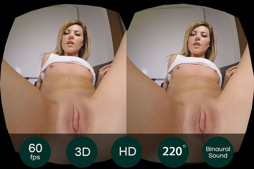 Can We Play? VR Porn