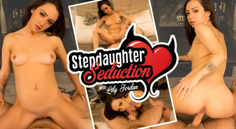 Stepdaughter Seduction